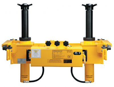 Majorlift Pit Mounted Commercial Jacks