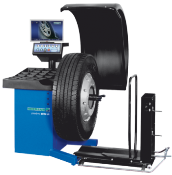 Hofmann GEODYNA® 4800 2L Truck Wheel Balancer with Monitor